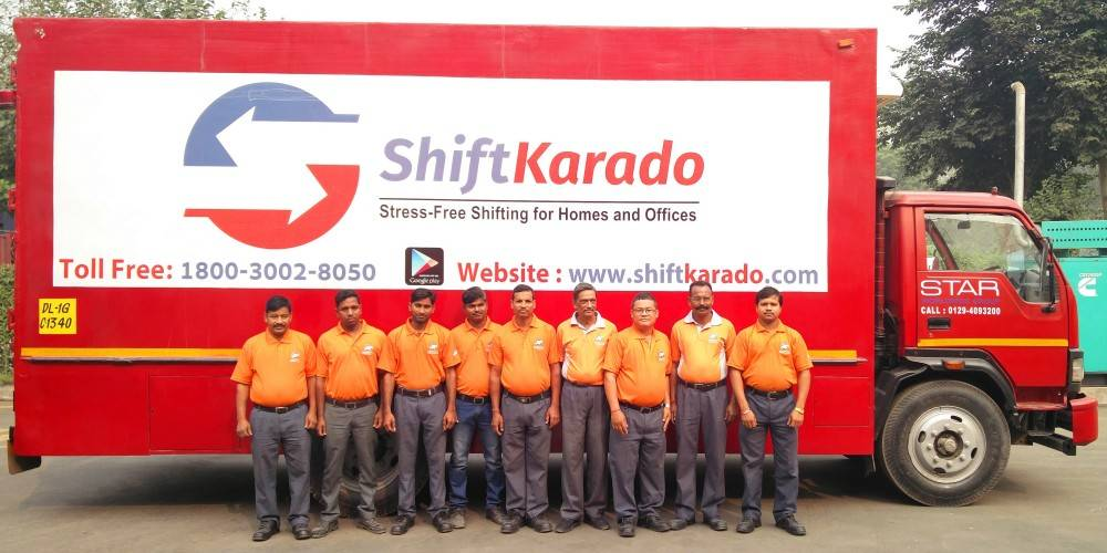Shift Karado Delhi Fleet